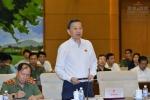 Bộ trưởng Tô Lâm: Tội phạm tham nhũng khó làm vì có quan hệ, giỏi che giấu