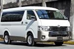 Toyota ra mắt mẫu ô tô 16 chỗ Hiace tại Việt Nam, giá bán từ 999 triệu đồng