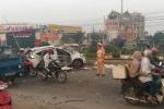 Ô tô bị tàu tông nát, 5 người chết: Thủ tướng yêu cầu điều tra