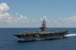 Mỹ điều siêu tàu sân bay tới tuần tra trên Biển Đông