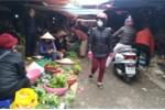 Trời rét đậm, giá rau xanh, thực phẩm tăng mạnh