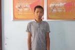 Tạm giam thiếu niên đâm cụ bà, cướp 830 nghìn đồng ở Quảng Nam