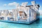 Villa 74 tỷ đồng nửa chìm dưới nước để ngắm san hô khiến ai cũng mê mẩn