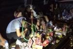Đột kích động lắc ở Hải Phòng, bắt giữ 13 dân chơi sử dụng ma túy