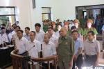Đang xét xử 14 cựu cán bộ trong vụ sai phạm đất đai ở Đồng Tâm, Mỹ Đức