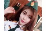 Vẻ đẹp rạng ngời của nữ sinh ĐH Văn hóa Nghệ thuật Quân đội vừa đoạt Hoa khôi sinh viên 2016