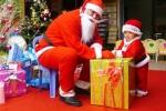 Món quà Giáng sinh cho bé phù hợp nhất với lứa tuổi