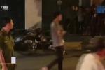 Video: Hiện trường băng trộm đâm chết 2 hiệp sỹ đường phố ở Sài Gòn