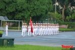 Thiêng liêng nghi lễ chào cờ tại Quảng trường Ba Đình ngày Quốc khánh 2/9