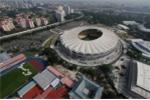'Chảo lửa' Bukit Jalil, nơi diễn ra trận chung kết AFF Cup nhìn từ flycam