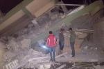 Ảnh: Hiện trường vụ động đất rung chuyển Iran, Iraq