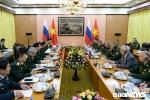 Bộ trưởng Quốc phòng Việt - Nga hội đàm