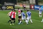 Video: Văn Hậu lần đầu đá chính ở đội trẻ SC Heerenveen