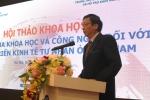 Khoa học và công nghệ - 'đòn bẩy' cho kinh tế tư nhân ở Việt Nam