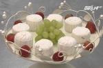 Cách làm bánh trung thu trái cây dẻo thơm, lạ miệng mùa trung thu