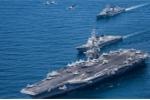 Báo Mỹ: Tàu sân bay Mỹ hoàn toàn vô dụng khi đối đầu với Nga