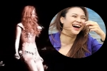 Video: Mỹ Tâm múa bụng bốc lửa 13 năm trước khiến fan 'sững sờ'