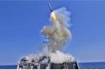 Mỹ nói thông báo cho Nga trước khi bắn tên lửa ồ ạt vào Syria