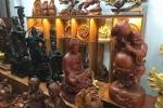 Tượng gỗ phong thủy: Lựa chọn quà tặng được ưa chuộng dịp Tết Trung thu