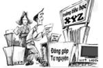 Vấn nạn 'lạm thu' đầu năm: Hội phụ huynh hay 'cánh tay nối dài' của lợi ích nhóm?
