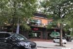 Cận cảnh nhà hàng ngang nhiên nằm trên 'đất vàng' quy hoạch công viên của Tập đoàn Lã Vọng