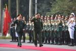 Ảnh: Bộ trưởng Quốc phòng Nga thăm Việt Nam
