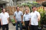 Sau thảm họa Carina, ông Đoàn Ngọc Hải đi kiểm tra PCCC tại quận 1