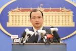 Việt Nam phản ứng việc Trung Quốc xây dựng kho chứa tên lửa ở Biển Đông