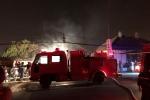 Nổ tung căn nhà ở Đà Lạt, 5 người thiệt mạng