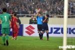 Video: Supachai đấm cổ Đình Trọng, nhận thẻ đỏ rời sân