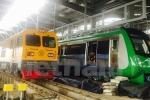 Tháng 9/2018, đường sắt Cát Linh - Hà Đông mới chạy thử