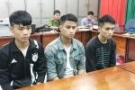 Tân cử nhân cầm đầu nhóm cướp xe của tài xế GrabBike ở TP.HCM