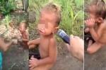 Đã bắt được tên bất lương đánh trẻ em dã man bằng roi điện ở Campuchia