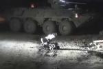 Đoạn video kịch tính khi đặc nhiệm Nga dùng robot vũ trang tiêu diệt thủ lĩnh IS