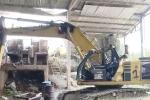 Sập mỏ đá ở Hà Nội, 1 người thiệt mạng