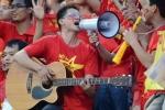 Video: Bài hát cổ vũ SEA Games 29 khiến cư dân mạng thích thú