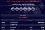 Kỳ quay Vietlott 15/11: Jackpot lại 'nổ', giá trị 20 tỷ đồng