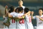 Olympic Việt Nam thắng dễ Nepal, giành vé qua vòng bảng ASIAD