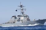 Chiến cơ Nga nhiều lần lượn trên khu trục hạm Mỹ gần Syria