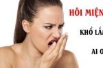 Khử mùi, ngăn ngừa vi khuẩn gây hôi miệng với nước xịt thảo dược Greelux