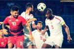 Olympic Indonesia thua đội bóng vừa bị Olympic Việt Nam đánh bại