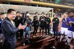 Bầu Hiển: 'Hành động xấu xí làm tổn thương Hà Nội FC'