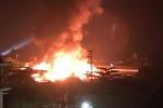 'Bà hỏa' đang thiêu cháy chợ lớn nhất huyện miền núi Hà Tĩnh