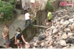 Video: Kè dự án cao tốc Hạ Long – Vân Đồn rạn nứt, đe doạ tính mạng người dân