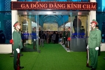 Chính thức: Đoàn tàu bọc thép chở ông Kim Jong-un sẽ tới Ga Đồng Đăng