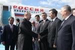 Tổng thống Nga Vladimir Putin thăm Thổ Nhĩ Kỳ, thảo luận hàng loạt vấn đề quan trọng