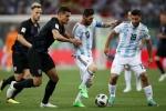 Messi thi đấu tệ hại thế nào trận gặp Croatia?