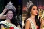Phương Khánh, Hương Giang và những lần nhan sắc Việt tỏa sáng trên đấu trường quốc tế