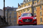 Cận cảnh Suzuki Swift Sport mới, mẫu xe nhẹ nhất thế giới