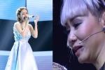 Giọng hát Việt: Cô gái hát tặng mẹ bị ung thư khiến Thu Minh khóc nức nở